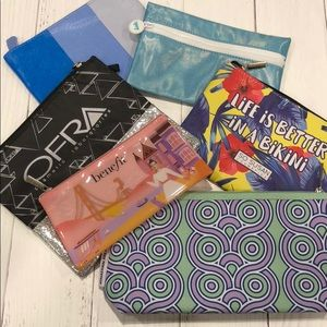 Handbags - MAKEUP BAG BUNDLE